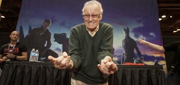 James Gunn revela participação de Stan Lee deletada de Guardiões da Galáxia