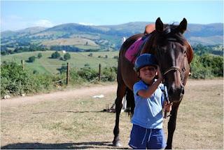 Equitacion desde los 6 años