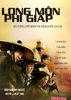 Long Môn Phi Giáp - Flying Swords Of Dragon Gate 2012