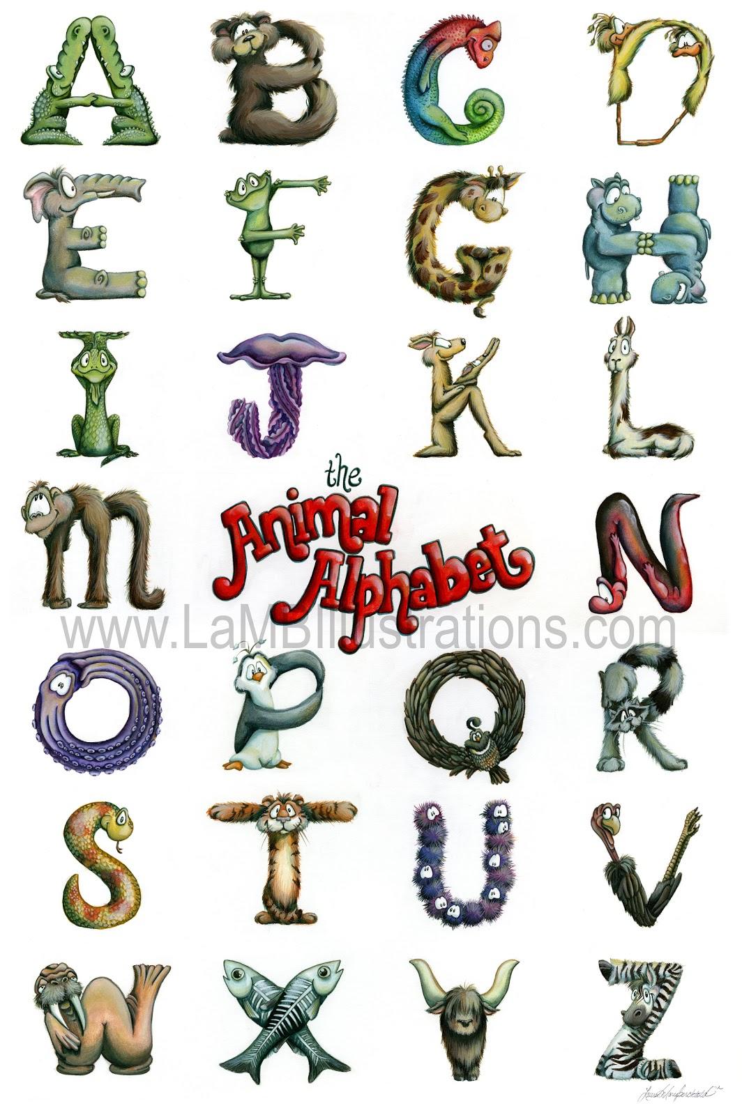 Animal Alphabet - Goodnight Stories