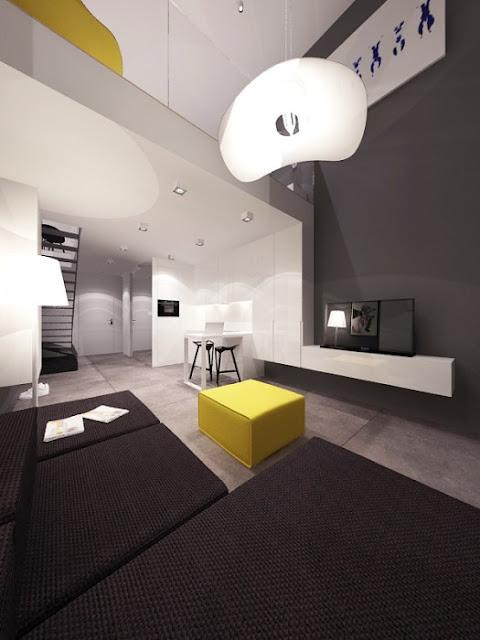 Loft minimal style