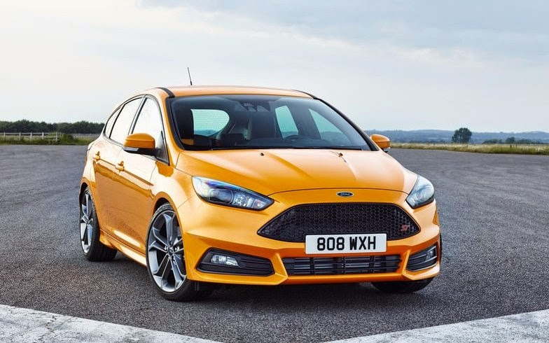 Ford Focus St 2015 Hottest Cars Today