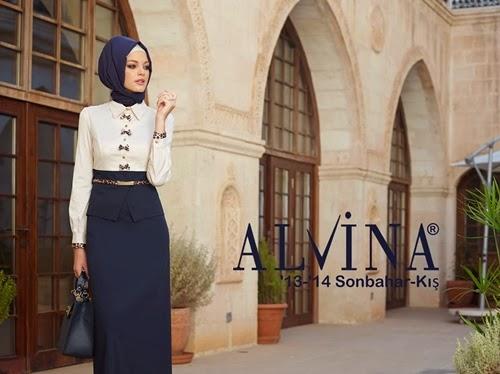 Alvina 2013/2014 sonbahar kış kolleksiyonu