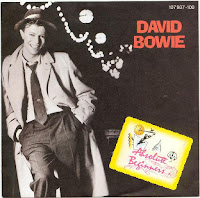 """Absolute beginners"" - David Bowie 1986"