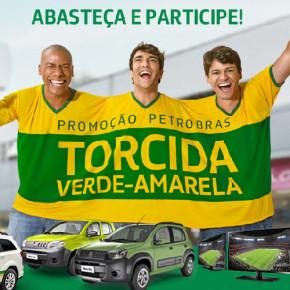 Como eu faço para participar promoção Petrobras 2014