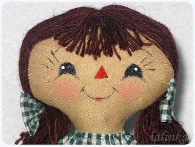 Глазки куколки