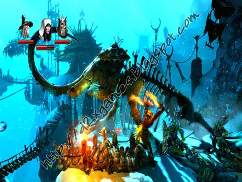 Free Download Games - Trine 2