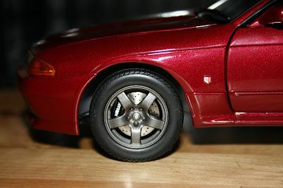 Kyosho Model Nissan Skyline Front Brakes