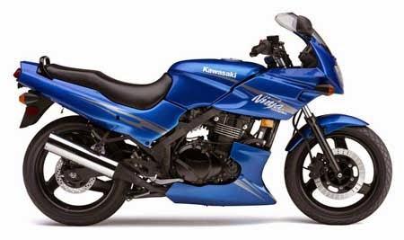 Kawasaki Ninja 500