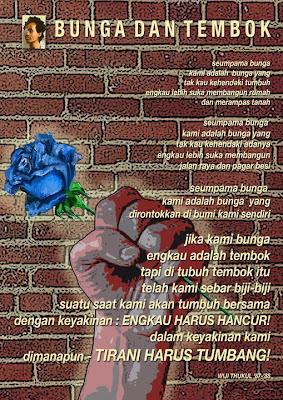Kumpulan Puisi Wiji Thukul