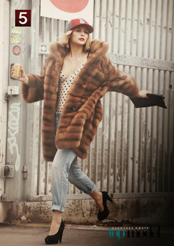 sarah danmarks næste topmodel