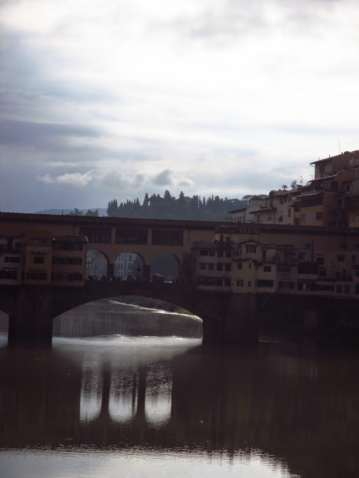 italy ponte vecchio
