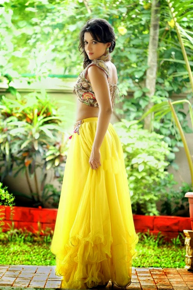 catherine tresa latest hot navel hd wallpapers