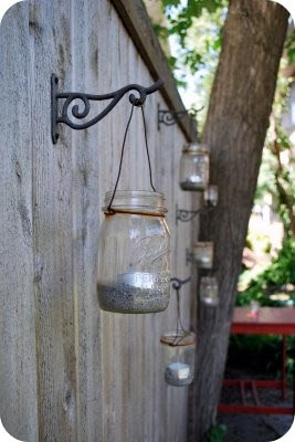 Ideas para decorar tu boda con tarros de cristal 6