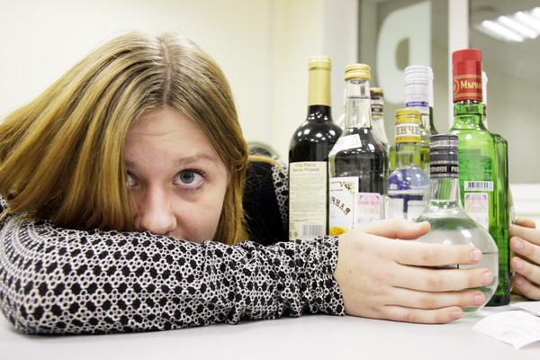 Лечение алкоголиков в терапии