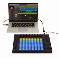 Controller MIDI Ableton Push per Mac e Win