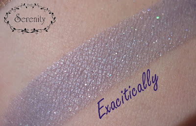 White Rabbit Exacitically Swatch