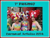 2014 - PRIMER PREMIO