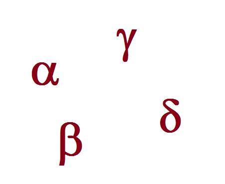 Chapuzas matem ticas 128 alfa beta gamma y delta for Como se escribe beta