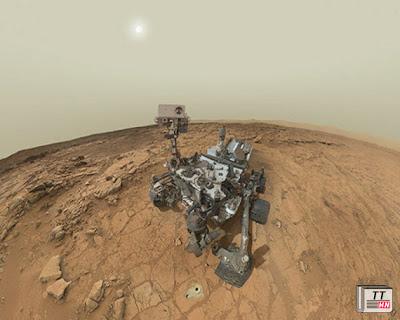 Tàu thăm dò Sao Hỏa Curiosity