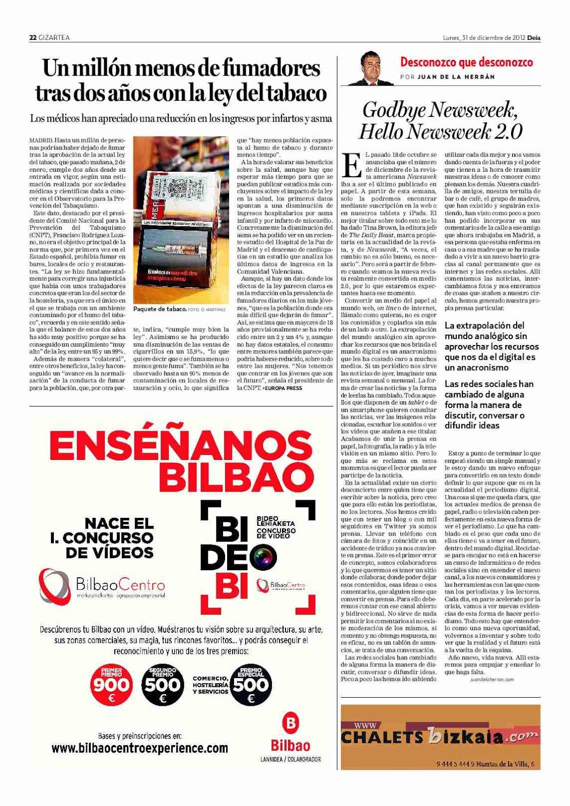 Goodbye Newsweek, Hello Newsweek 2.0