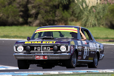 Ford Falcon GTHO Muscle Car