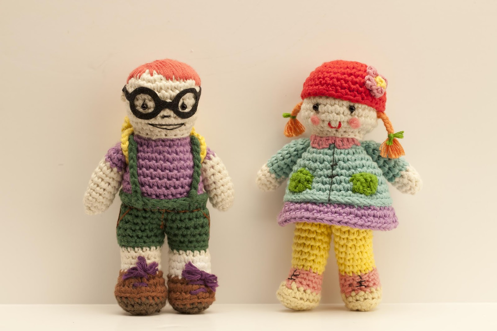 1000+ images about Amigurumi dolls -small on Pinterest ...