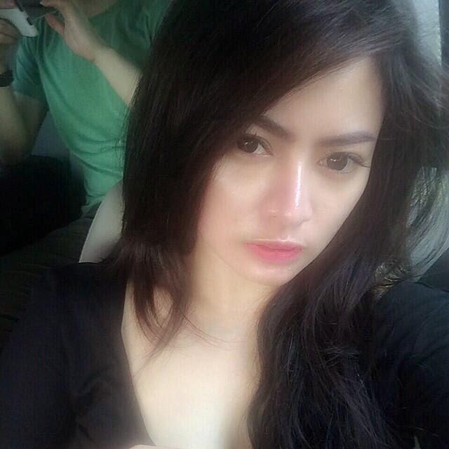 Foto-foto Selfie Seksi Vitalia Sesha Sangat Cantik
