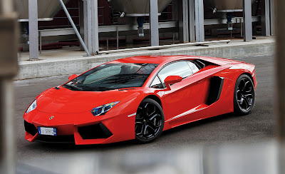 2012 Lamborghini Aventador Owners Manual
