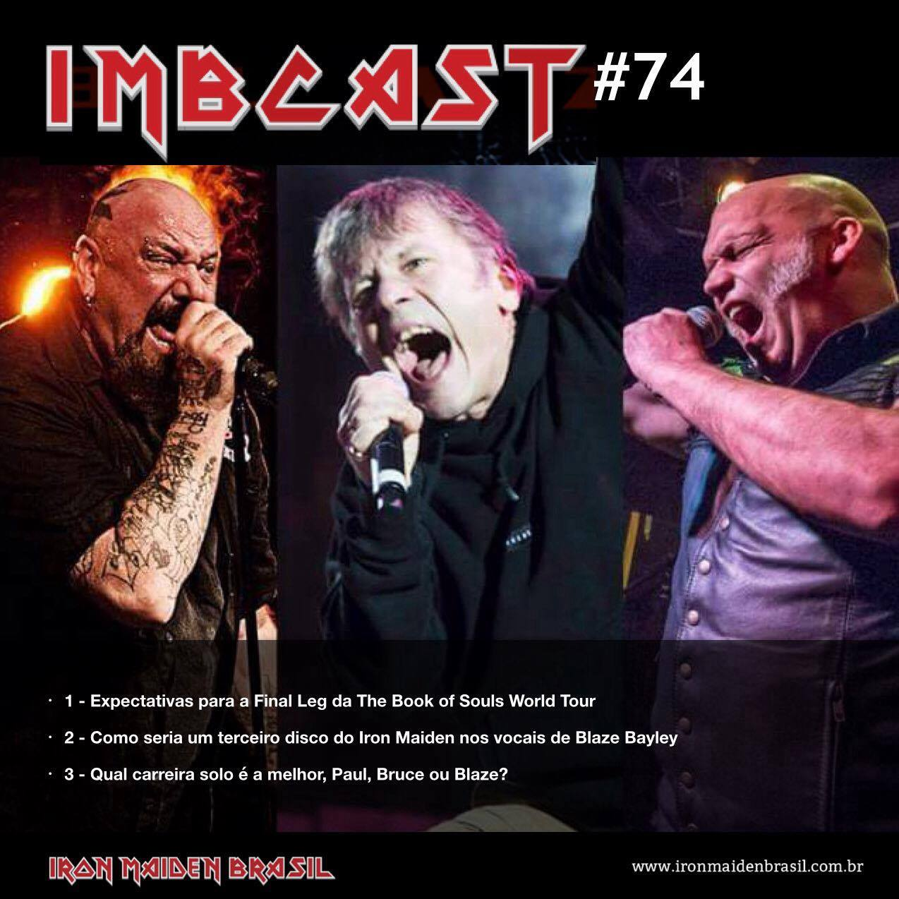 [PODCAST] - IMBCAST #74