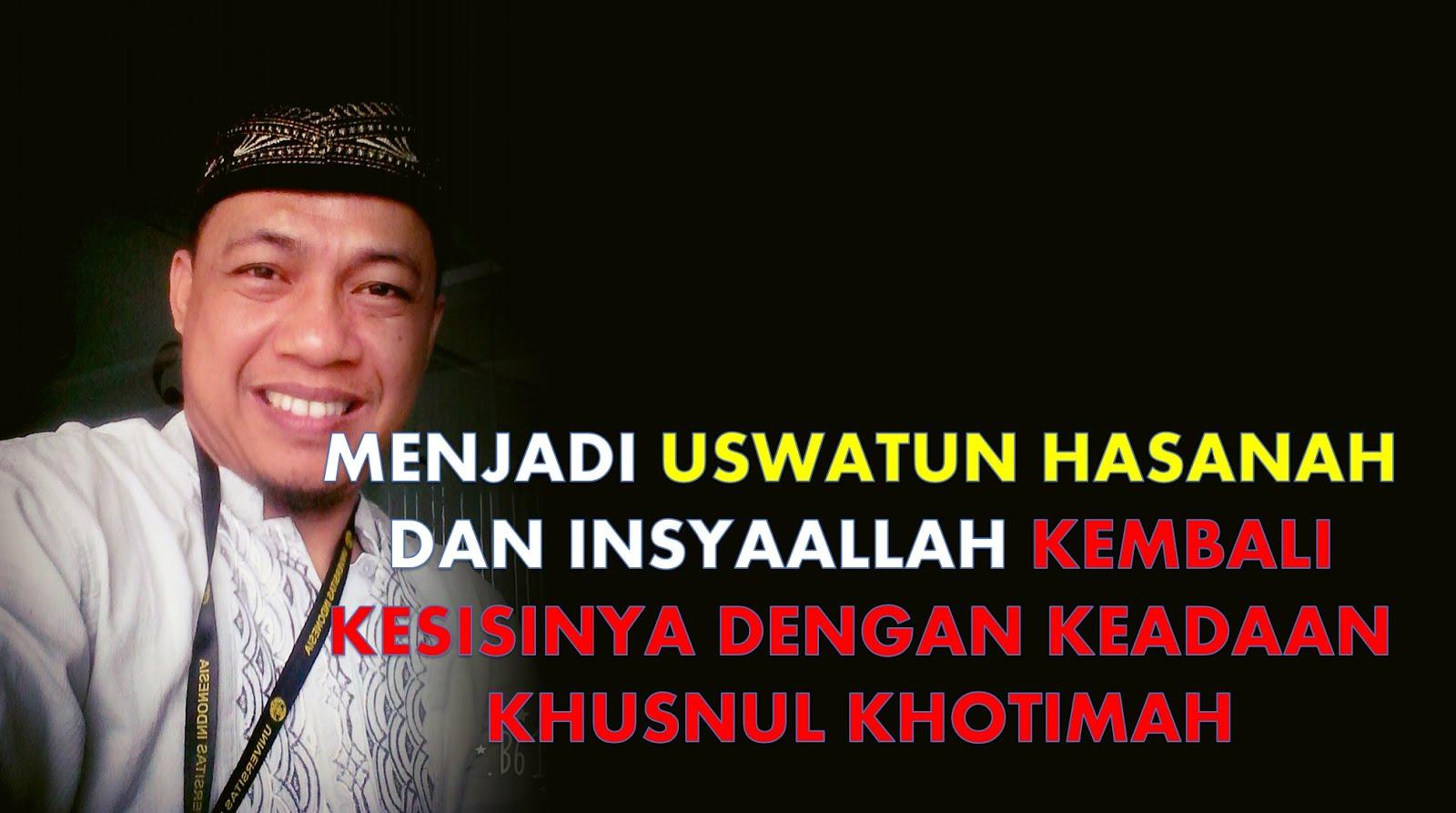 USWATUN HASANAH