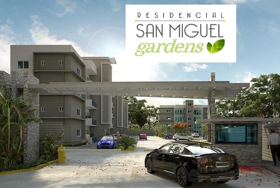 Residencial San Miguel Gardens