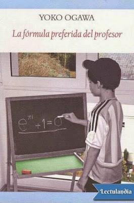 La fórmula preferida del profesor.