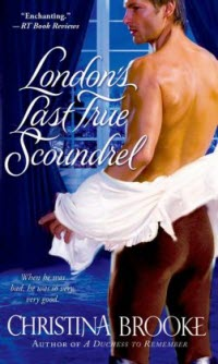 LONDON'S LAST TRUE SCOUNDREL