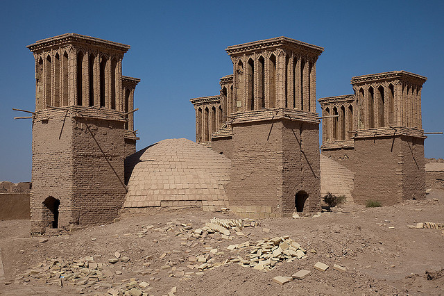 Ancient Persian Architecture