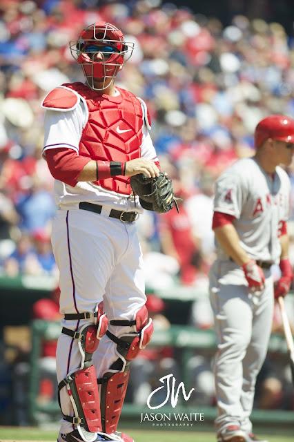 texas rangers catcher A.J. Pierzynski