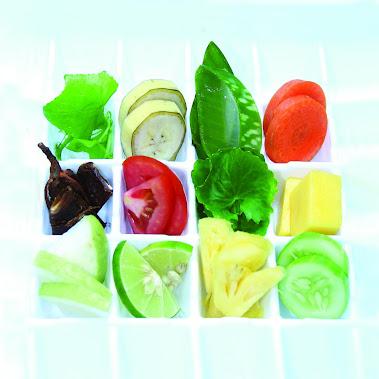 เรื่องน่ารู้เก็บมาฝากวัยรุ่นวัยสาว : 12 สูตรสวย ด้วยผักและผลไม้ใกล้ตัว