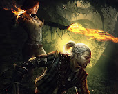 #17 The Witcher Wallpaper