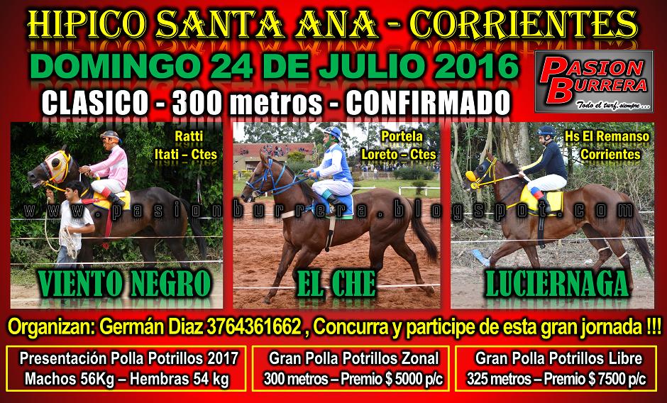 SANTA ANA 24 - 300