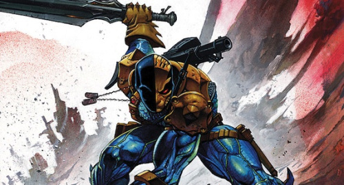 Deathstroke the Terminator Character Review - 1