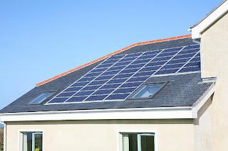 energia solar en techo