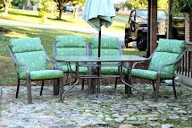 Patio Furniture Revamp