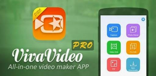 VivaVideo Pro: Video Editor v3.3.1 APK