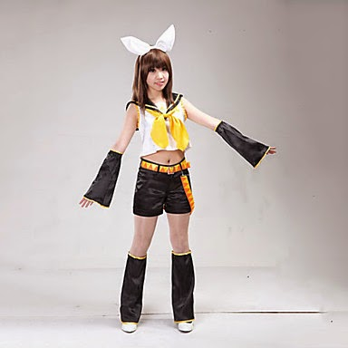 Cosplay Rin Kagamine