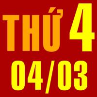 Tử vi 4/3/2015 Thứ Tư - 12 Cung Hoàng Đạo hôm nay