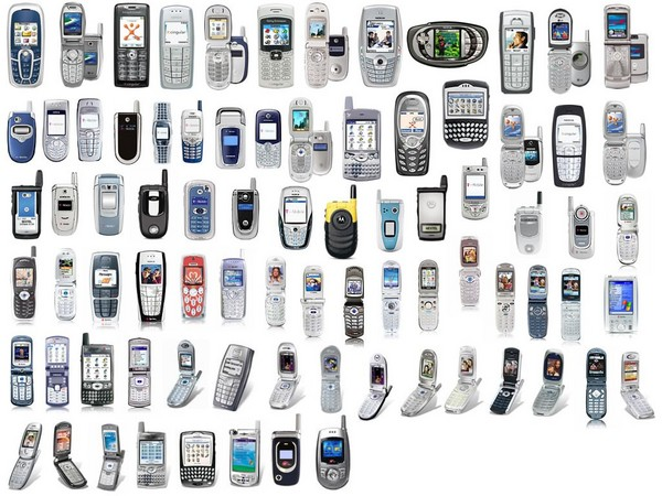 Different Types of Mobile Phones: Highlights and Lowlights ...