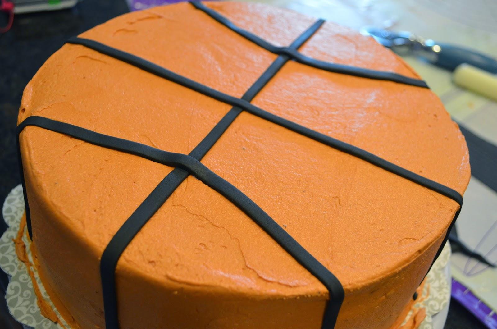 Cake Mama Bres Sporty Cake