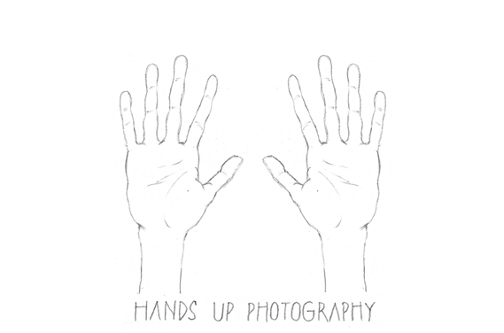 hands up photography