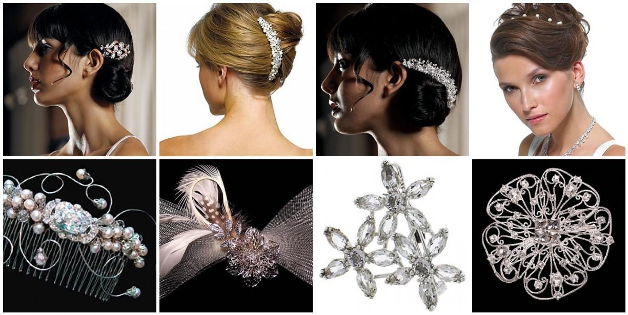 Prepare Wedding Dresses Tacori Bridal Evening Hair Pin Featured In