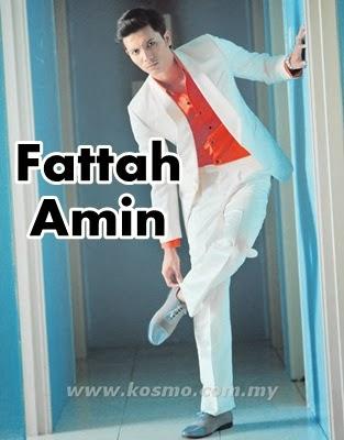 Fattah Amin jawab komen negatif lakonan 'kayu', fattah amin pelakon playboy itu suami aku